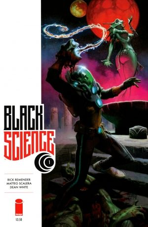 """Black Science"" comic series"
