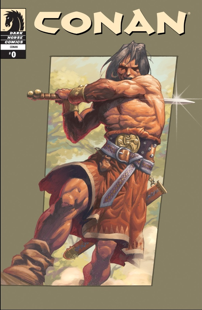 """Conan"" comic series"
