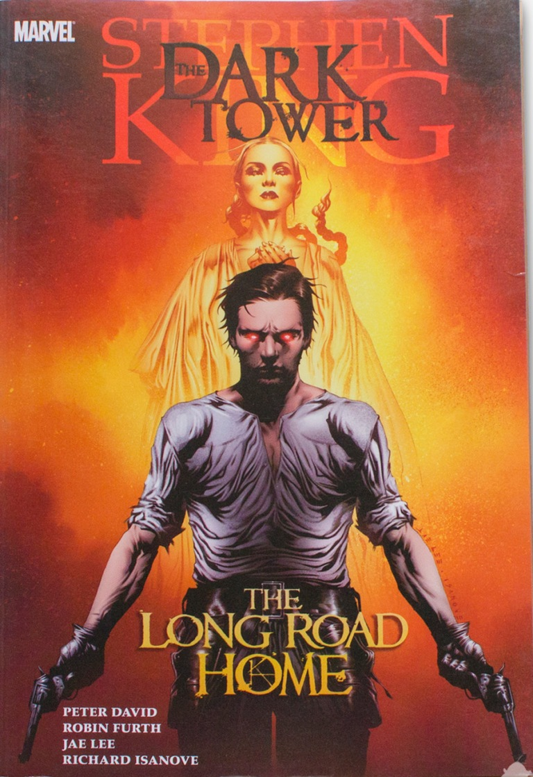 """The Dark Tower"" comic series"