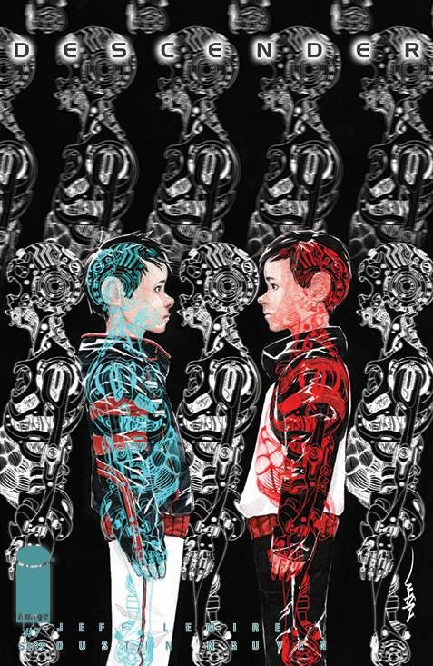 """Descender"" comic series"