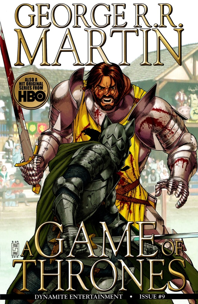 """""""A Game of Thrones"""" comic series"""