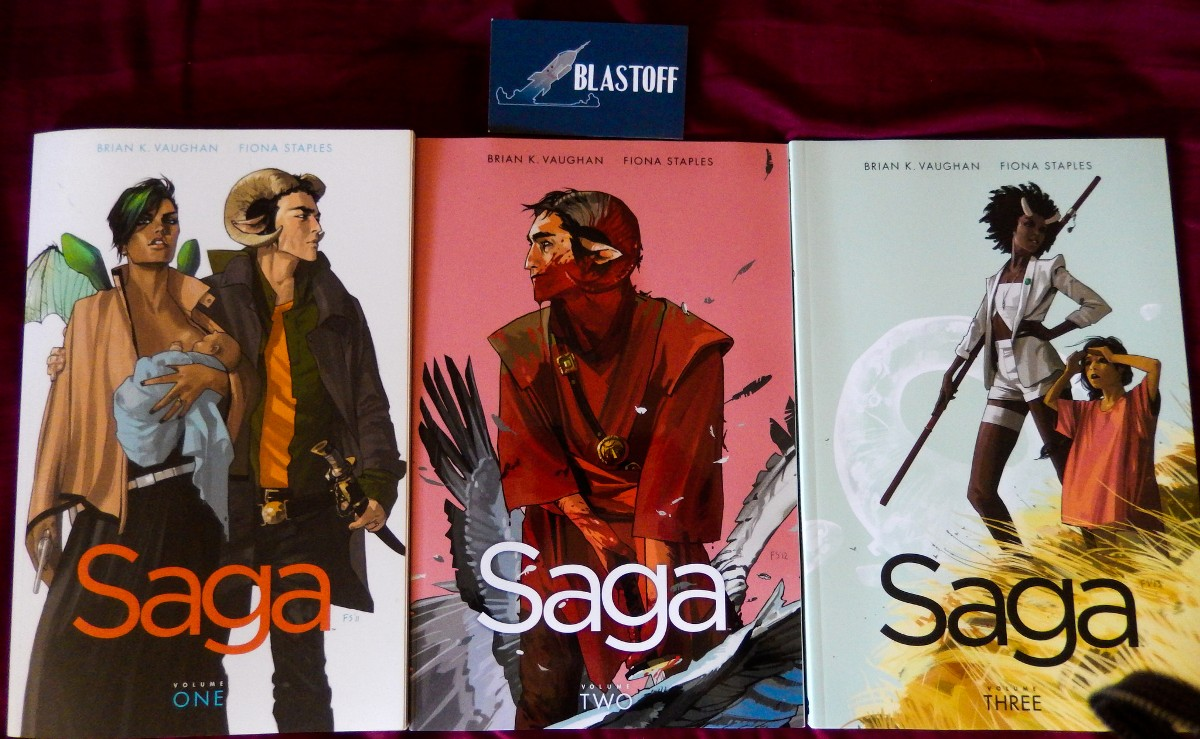 """Saga"" comic series"