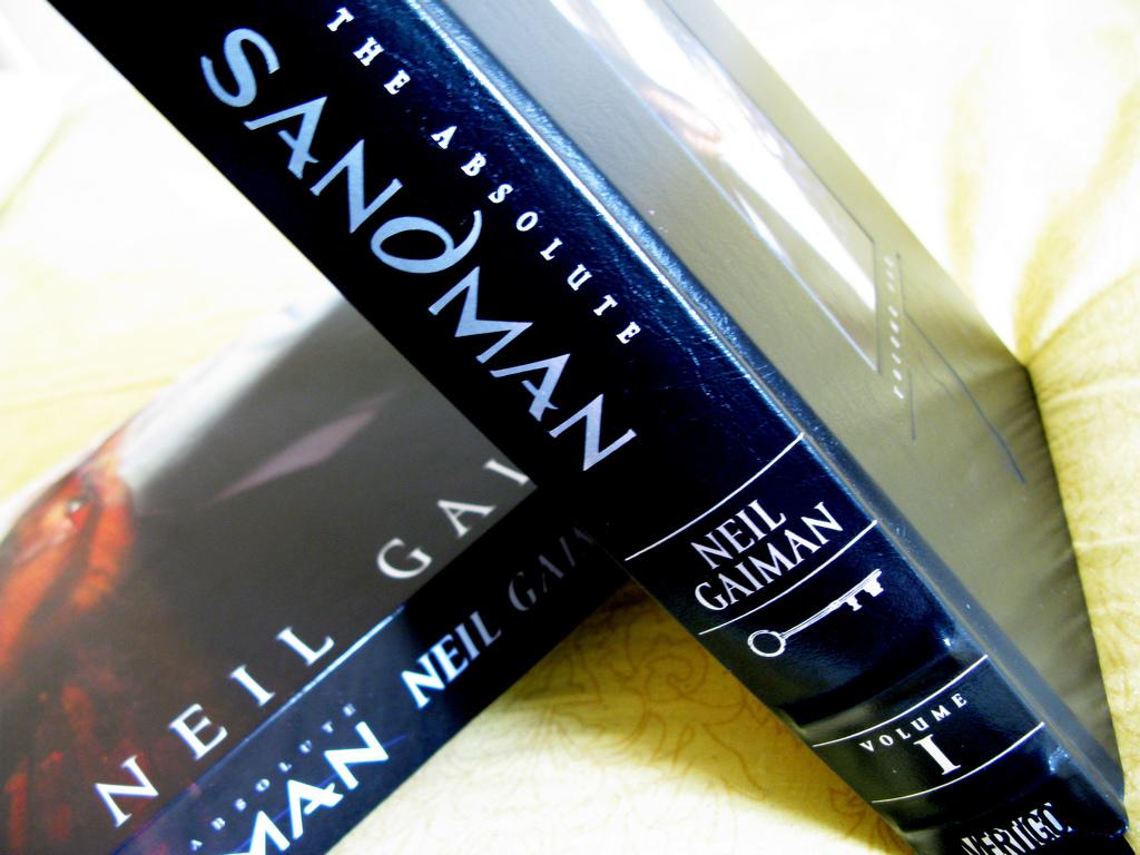 """Sandman"" comic series"