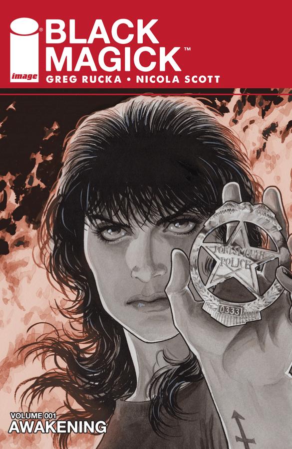 """""""Black Magick"""" comic series"""