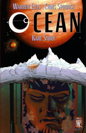 """""""Ocean"""" comic series"""