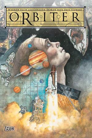 """Orbiter"" comic series"