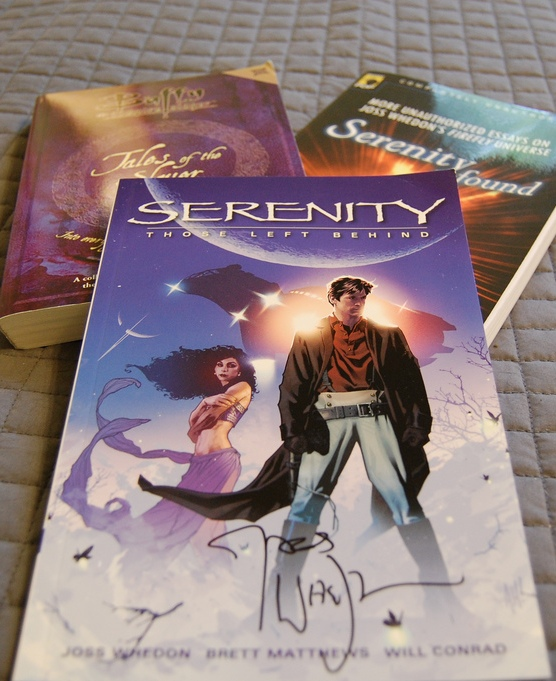 """Serenity"" comic series"