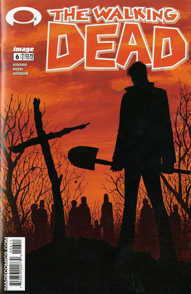 """The Walking Dead"" comic series"
