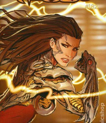 """Witchblade"" comic series"