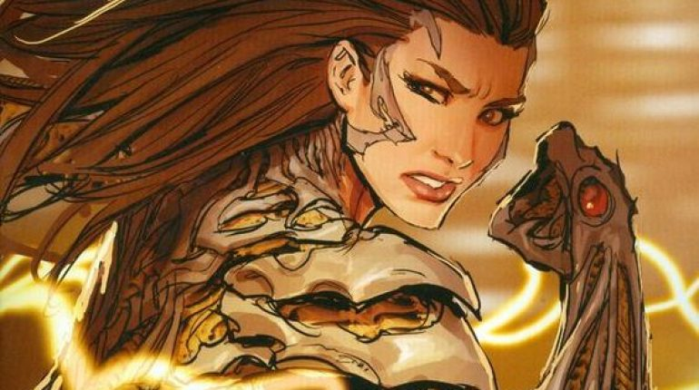 """Witchblade"" comic series"